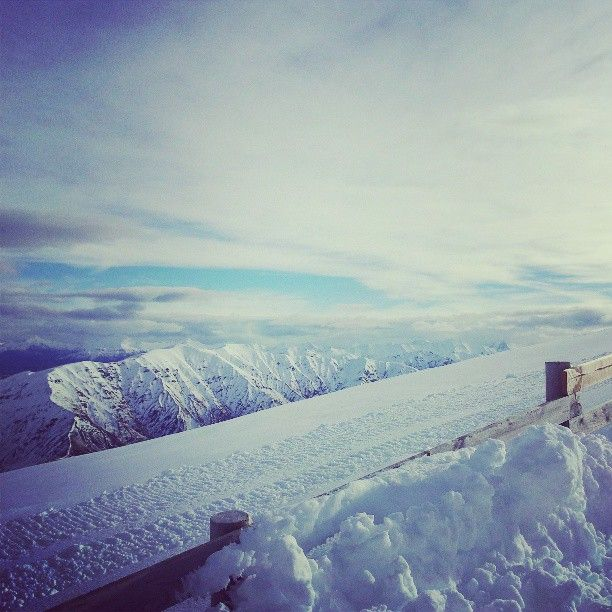 Great place to spend an afternoon #cardrona #nz
