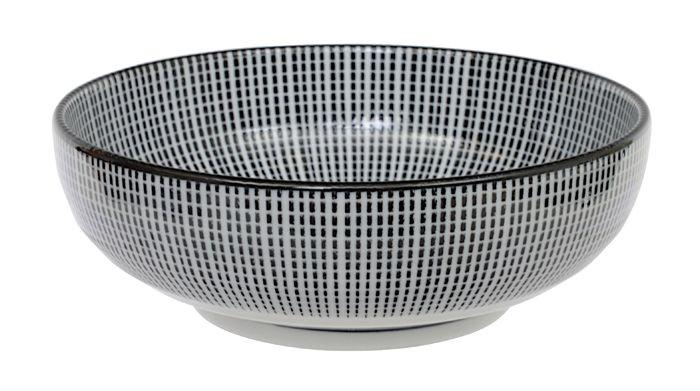Sendan Black Bowl 12.5x4.2cm