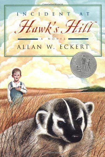 Incident at Hawk's Hill by Allan W. Eckert https://www.amazon.ca/dp/0316209481/ref=cm_sw_r_pi_dp_x_GglQyb8QMEWSB