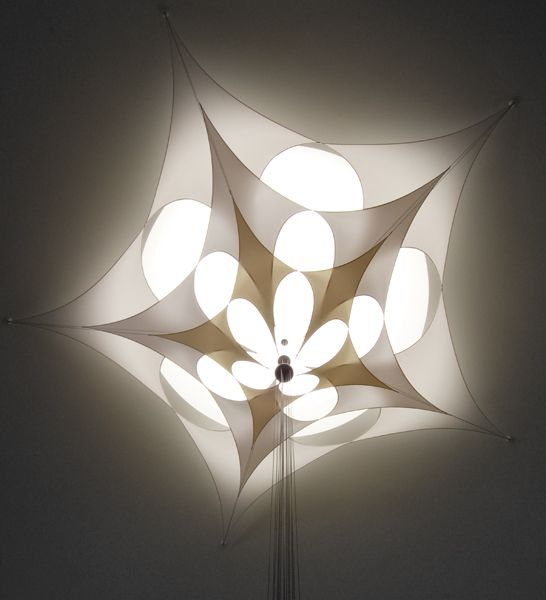 Parapend / G.H. Bruce / tensile sculpture