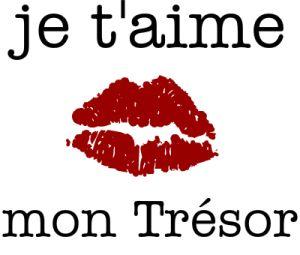 Préférence 69 best je t'aime!!! images on Pinterest | Love, Flowers and Mon cheri AN49