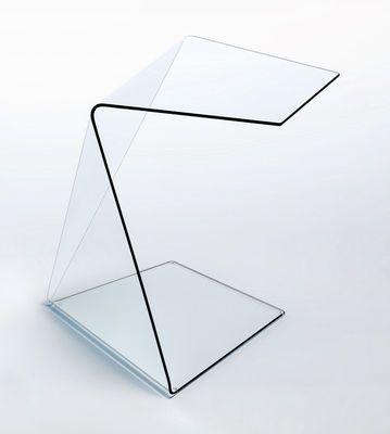 Harold et Maude Coffee table - Model 2 Transparent by Glas Italia
