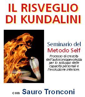 Un seminario di stimolazione dell'energia Kundalini attraverso metodologie di cui si hanno notizie sin dal neolitico, in questo caso non si tratta solamente di stimolare, ma anche di imparare a dirigere e coordinare questa potente energia.