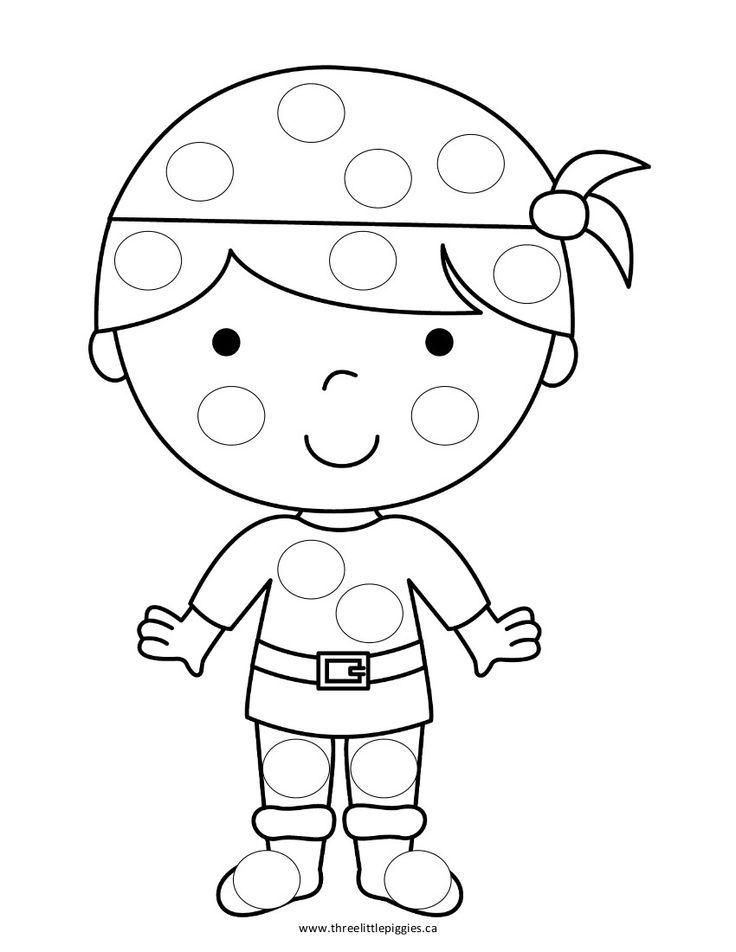 35++ Dot marker coloring sheets ideas