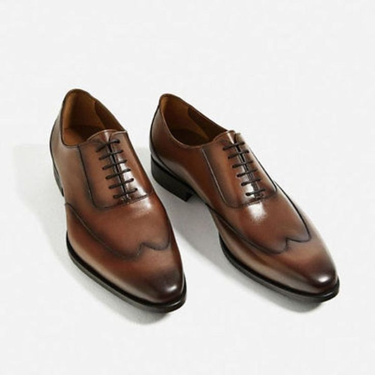 Stylish mens wingtip shoes ideas for stunning looks 15