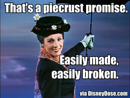 My favorite Disney Mary Poppins quote.