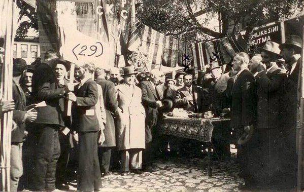 Tosya, 11.10.1935 İlk Pirinç Bayramı