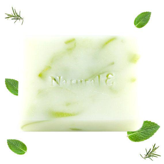 Rosemary Mint zeep / biologische zeep / natuurlijke zeep /