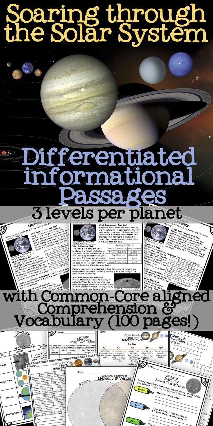 25+ bästa Solar system information idéerna på Pinterest ...