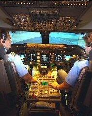 #Pilot #Jobs - Pilots in Cockpit