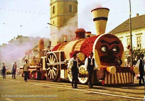 Flower Carnival, Debrenen 1974