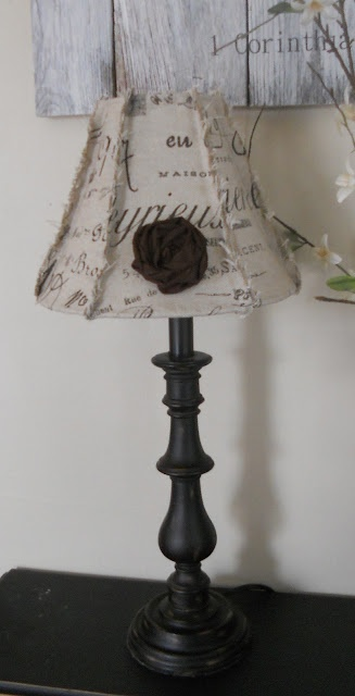 The 25 best lamp shade makeover ideas on pinterest diy projects ive been on the hunt for two cheap buffet lamps for my shop i happened to come across two when doing a little bargain hunting with my h aloadofball Image collections