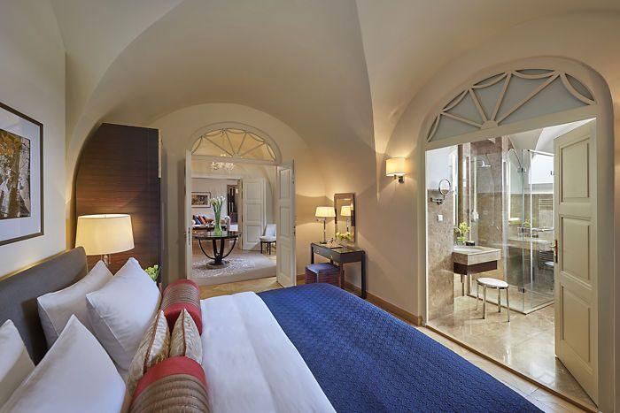 Пентхаус-сьют Presidential в Праге | Отель Mandarin Oriental, Прага