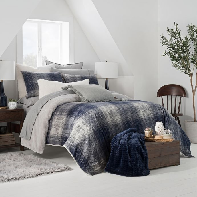 Ugg Redding Reversible Comforter Set Bed Bath Beyond Bed