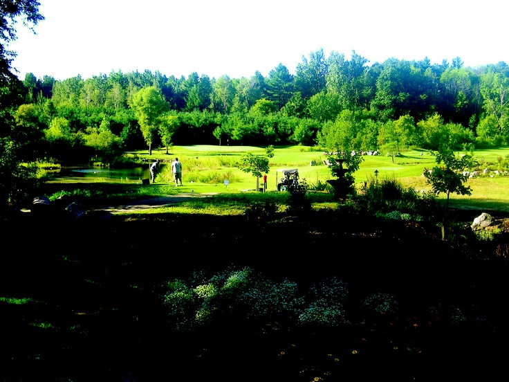 The beautiful Springview Golf Course in Norfolk County