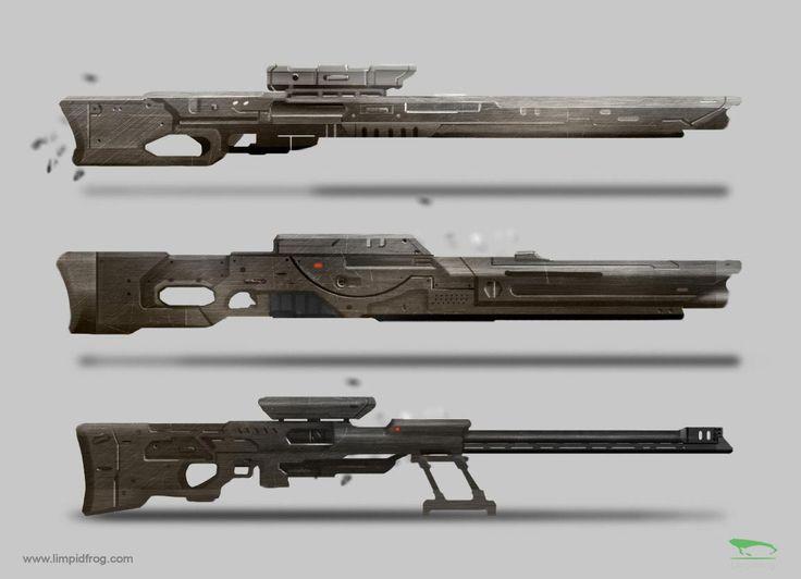 Weapon desogn