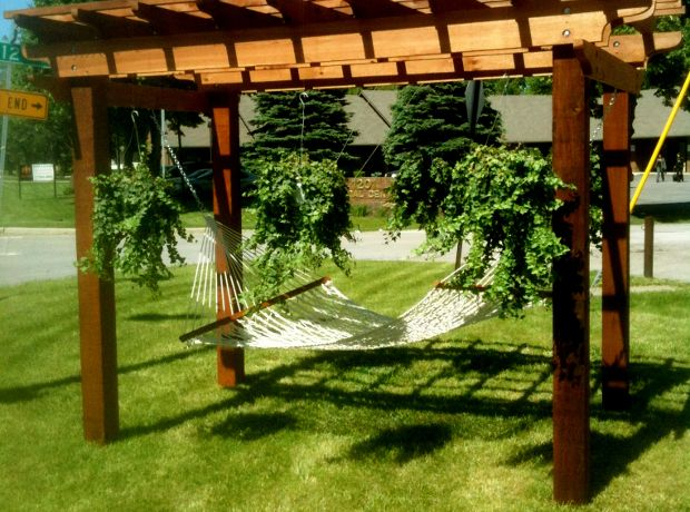 48 best bench and arbor images on pinterest garden deco play bench with built in arbor quality built pergolas solutioingenieria Image collections