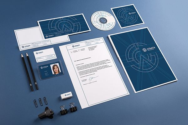 Treat yourself with this stylish branding/identity mock-up which is ideal for corporate design presentations...