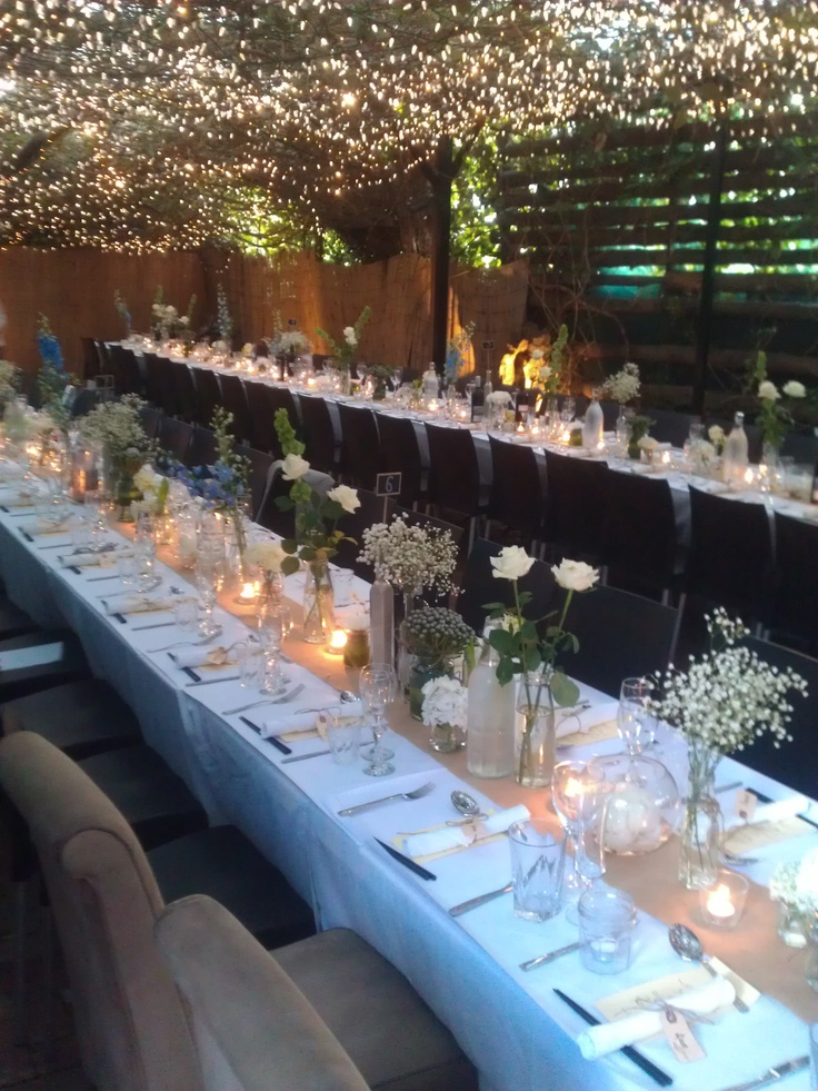 Table Settings By St Annes Florist