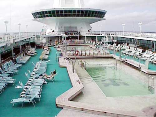 Royal Caribbean...Majesty of the seas