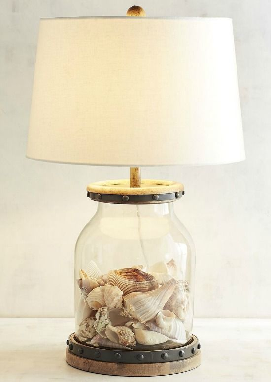 416 Best Shell Crafts Amp Decor Ideas Images On Pinterest