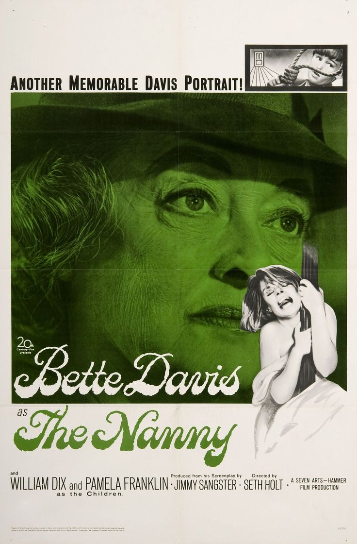 The Nanny (Nanny, la governante, 1965)