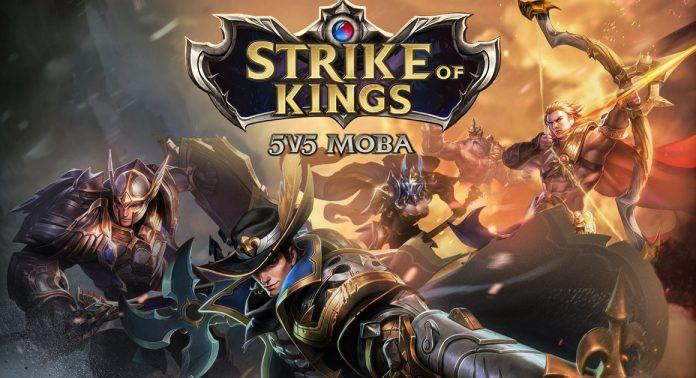 Strike of Kings Apk – Tanrı Hileli Mod v1.14.2.1 | Full Hile APK indir