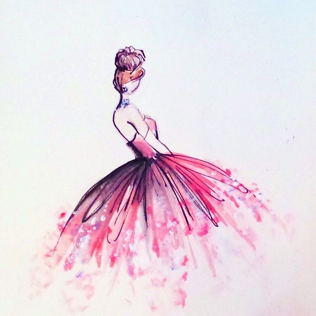 Illustration Fashion Fashionillustration Art Artstagram