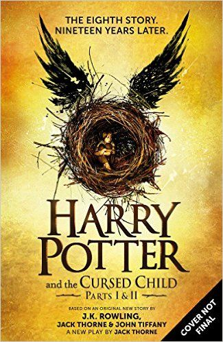 Harry Potter & The Cursed Child Parts 1 & 2 – Preordered!!!! Yes!