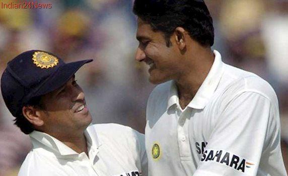 When Anil Kumble's Retirement Speech Made Sachin Tendulkar Emotional