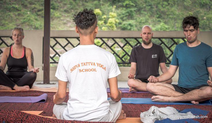 https://flic.kr/p/VscxE2   Morning-Pranayama-Class   Morning Pranayama Yoga class at Vinyasa yoga in rishikesh @ Shiva Tattva Yoga School