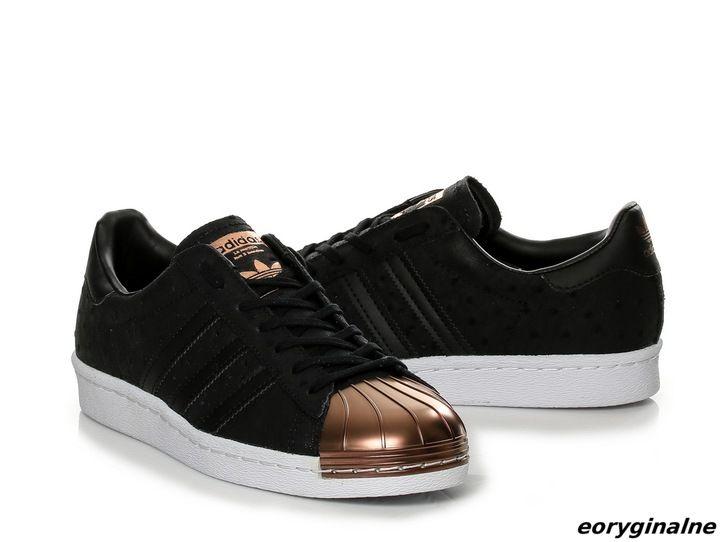 Buty Damskie Adidas Superstar 80s Metal S76712 8106520999 Allegro Pl Adidas Superstar 80s Adidas Superstar Adidas