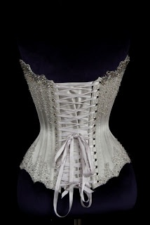 Couture Wedding Corsets and Gowns
