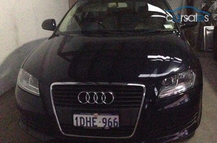 2010 Audi A3 TFSI Attraction MY10 S tronic $19000
