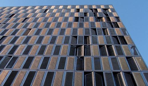 el corte ingles, arch. martinez lapena - torres arquitectos, pamplona, spanien, 2005, via Flickr.