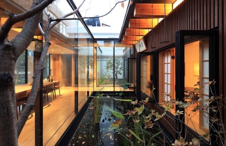 Korean style Tea house, Daegu