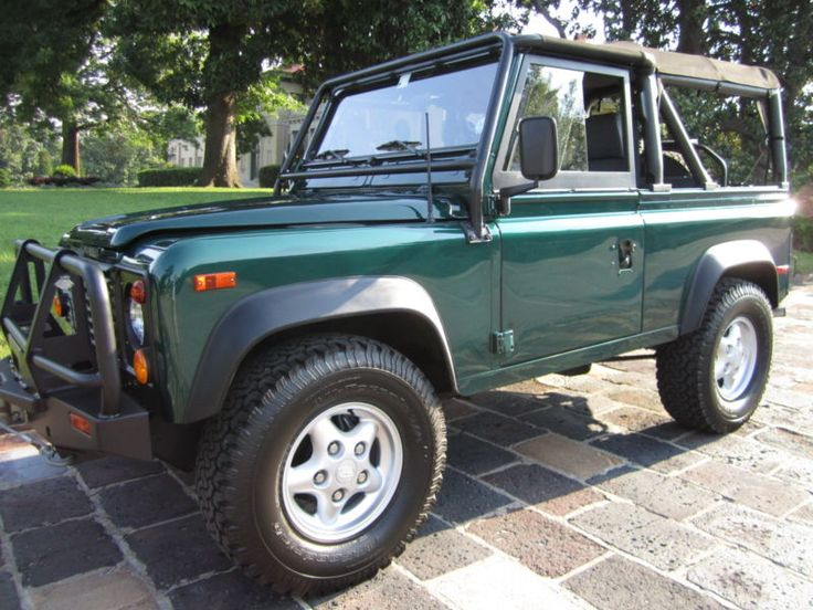 Land rover defender 90 soft top in land rover ebay motors for Ebay motors land rover defender