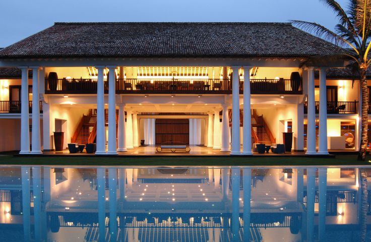 The Fortress Resort and Spa—Galle, Sri Lanka. #Jetsetter