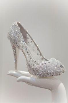 Sapato da Cinderela!