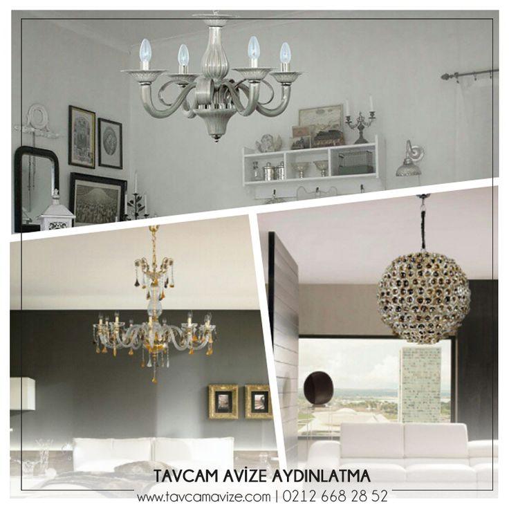 Evinizin dekorunu daha şık ve modern hale mi getirmek istiyorsunuz? Avizelerimize göz atın; ➡www.tavcamavize.com #dizayn #dekorasyon #evdekorasyon #tavcam #avize