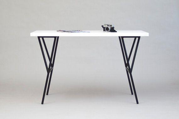 Metalen tafelpoten geconfronteerd van NORDSOP op Etsy