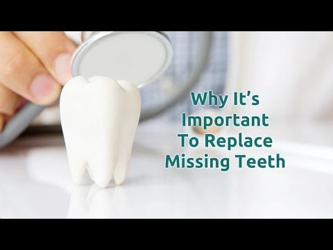 Why It's Important To Replace Missing Teeth www.q1dental.com.au