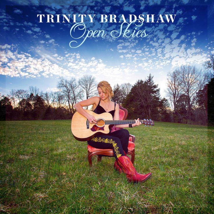 FEATURED: Trinity Bradshaw 'Open Skies'