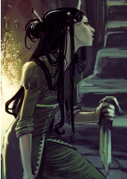 17 Best images about Leah of Hel (Marvel 616) on Pinterest ...