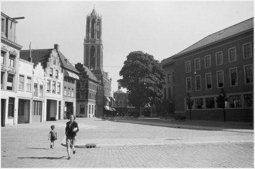 Korte Minrebroederstraat, Utrecht (1942)