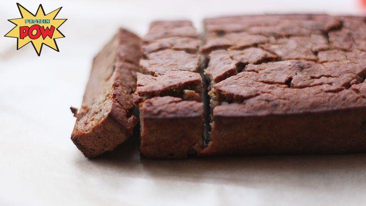 Caramel Protein Cake - Protein Pow