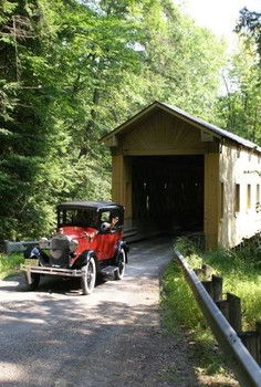 Warner Hollow Covered Bridge