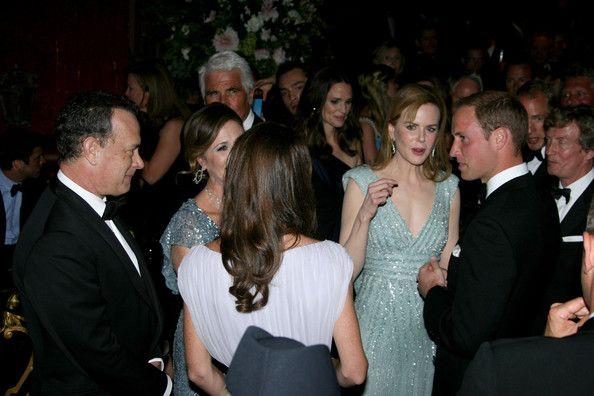 7/9/2011: BAFTA Brits To Watch, with Tom Hanks, Rita Wilson, Nicole Kidman, & Prince William (Los Angeles, California, U.S.A.)