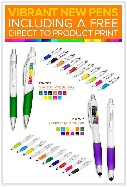 Spectrum Max Ball Pen