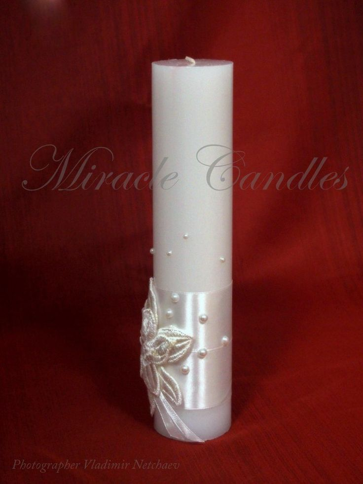Miracle Candles — авторские свечи ручной работы